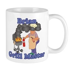 Grill Master Brian Mug