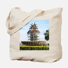 Charleston SC Waterfront Park Tote Bag