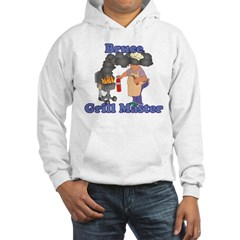 Grill Master Bruce Hoodie