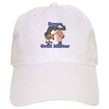 Grill Master Bruce Baseball Cap
