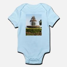 Charleston SC Waterfront Park Infant Bodysuit