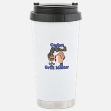 Grill Master Caden Stainless Steel Travel Mug