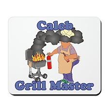 Grill Master Caleb Mousepad
