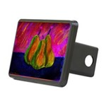 Three Pears Rectangular Hitch Cover