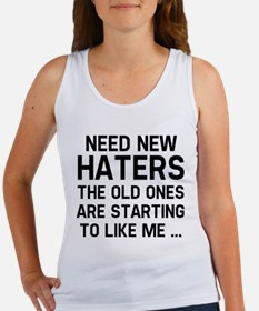 Need New Haters Women's Tank Top