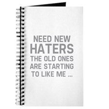 Need New Haters Journal