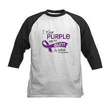 I Wear Purple 42 Lupus Tee