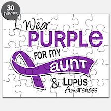 I Wear Purple 42 Lupus Puzzle