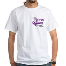 I Wear Purple 42 Lupus Shirt