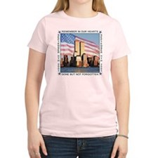 9/11 Memorial Women's Tee (3 Colors) T-Shirt