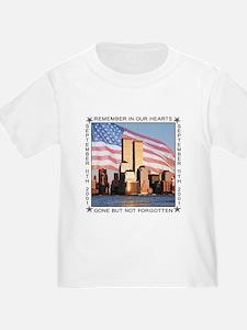 9/11 memorial T