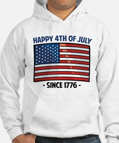 Happy 4th Of July Hoodie
