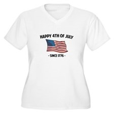 Happy 4th Of July T-Shirt
