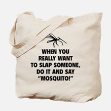 Mosquito Tote Bag