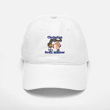 Grill Master Christian Baseball Baseball Cap