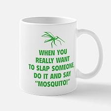 Mosquito Mug