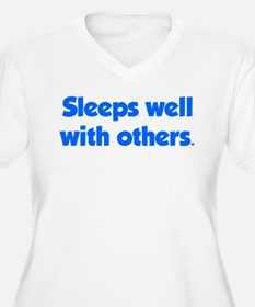 Sleeps well with others T-Shirt