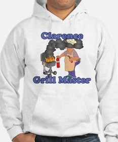Grill Master Clarence Hoodie