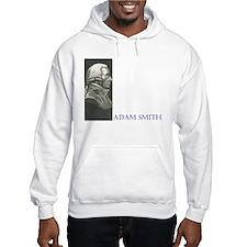 Adam Smith Hoodie Sweatshirt