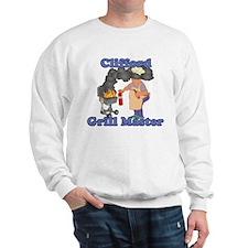 Grill Master Clifford Sweatshirt