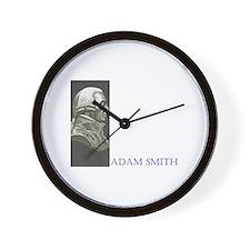 Adam Smith Wall Clock