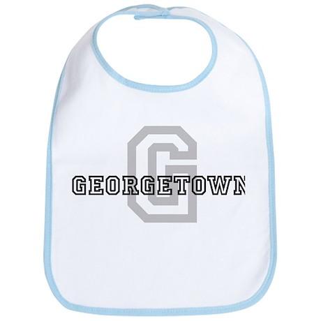 Georgetown (Big Letter) Bib