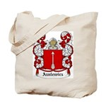 Azulewicz Coat of Arms Tote Bag