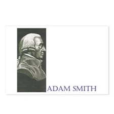 Adam Smith Postcards (Package of 8)
