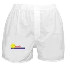Cassandra Boxer Shorts