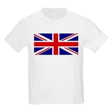Union Jack Flag Kids T-Shirt