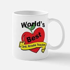 Unique 3rd grade teacher Mug