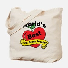 Unique 3rd grade teacher Tote Bag