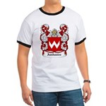 Awdaniec Coat of Arms Ringer T