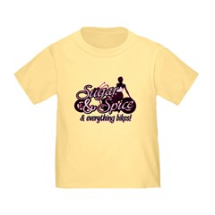 Sugar & Spice Toddler T-Shirt