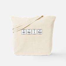 Atheism Element Symbols Tote Bag