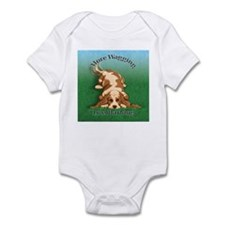 More Wagging Infant Bodysuit