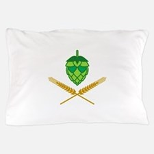 Pirate Hops Pillow Case
