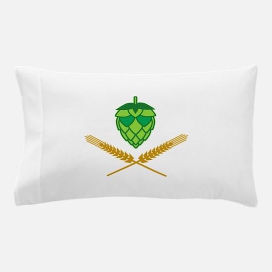 Pirate Hops Pillow Case