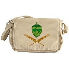 Pirate Hops Messenger Bag