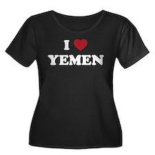 I Love Yemen T