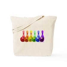 Rainbowling Tote Bag