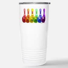 Rainbowling Travel Mug