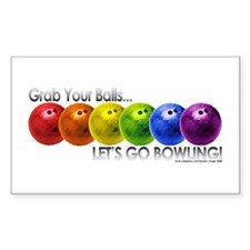 Grab Your Balls Decal