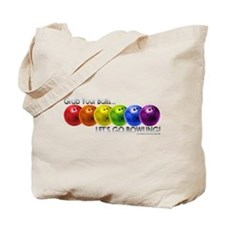 Grab Your Balls Tote Bag