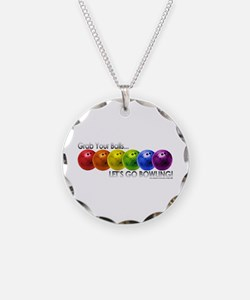 Grab Your Balls Necklace