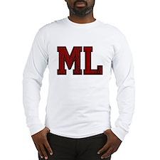 ML, Vintage Long Sleeve T-Shirt