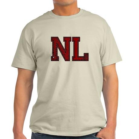 NL, Vintage Light T-Shirt