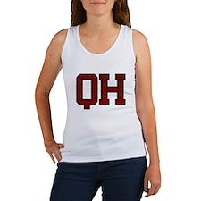 QH, Vintage Women's Tank Top