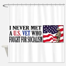 I Never Met A US Vet Who Fought For Socialism Show