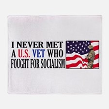 I Never Met A US Vet Who Fought For Socialism Sta